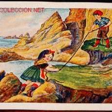 Postales: ANTIGUA POSTAL Nº 21 SERIE EXCURSIÓ - LLORET DE MAR - EDICIONS CATALANES - LOCFON - BARCELONA. Lote 861284