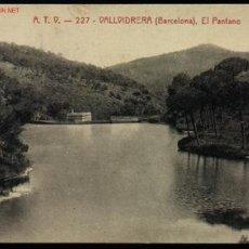 Postales: POSTAL VALLVIDRERA(BARCELONA). Lote 25438252