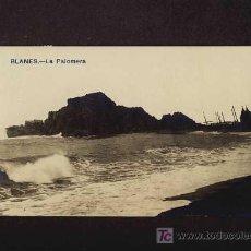 Postales: POSTAL DE BLANES (GIRONA): LA PALOMERA. Lote 3393600