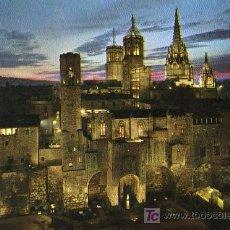 Postales: A1270 CATALUÑA BARCELONA BARRIO GOTICO, PLAZA BERENGUER. Lote 3405448