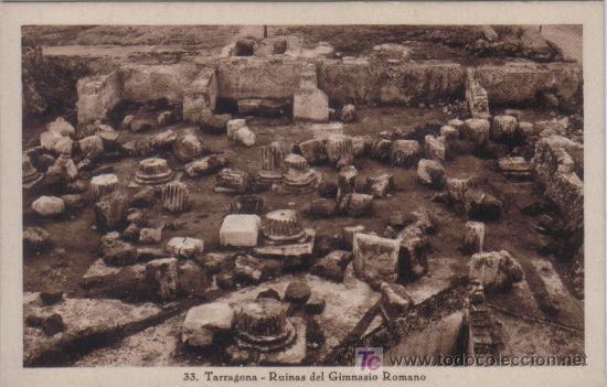 Tarragona ruinas del gimnasio romano huecogr comprar for Gimnasio tarragona