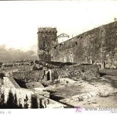 Postales: TARRAGONA : PASEO ARQUEOLÓGICO. Lote 18902239