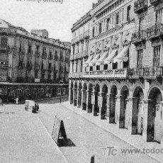 Postales: REUS - PLAZA DE PRIM PÓRTICOS - Nº17 - THOMAS. Lote 12266380