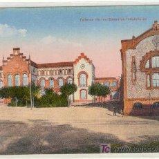 Postales: (PS-999)POSTAL DE TARRASA - TALLERES DE LAS ESCUELAS INDUSTRIALES.. Lote 3631699