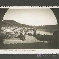 Postales: POSTAL DE PORT DE LA SELVA (GIRONA): VISTA GENERAL (FOT.PUIGNAU, C.BENEJAM). Lote 3805516