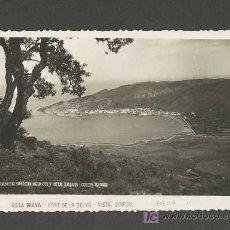 Postales: POSTAL DE PORT DE LA SELVA (GIRONA): VISTA GENERAL (FOT.PUIGNAU, C.BENEJAM). Lote 3805518