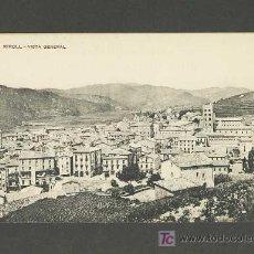 Postales: POSTAL DE RIPOLL (GIRONA): VISTA GENERAL (ED.MISSÉ). Lote 3805992