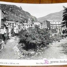 Postales: ANTIGUA FOTO POSTAL DE RIBAS DE FRESER - CIRCULADA - FOTO. VIGO.. Lote 4562961