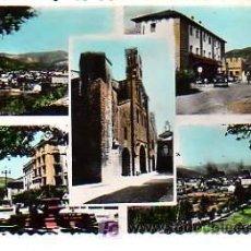 Postales: TARJETA POSTAL DE LA SEU DE URGEL - VARIAS VISTAS. Lote 4602858