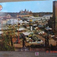 Postales: BARCELONA---FERIA DE MUESTRAS. Lote 4673791