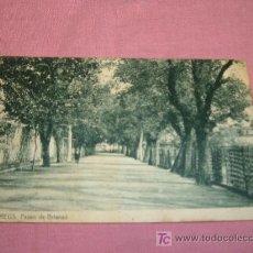 Postales: REUS PASEO DE BRIANSO,FOTOTIPIA THOMAS EDICIONES TRICAZ Y FUMADO. Lote 9775101