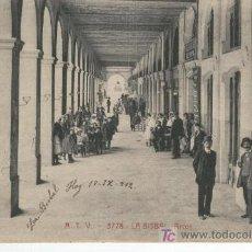 Postales: LA BISBAL D' EMPORDA. LES VOLTES. 3778. ATV. 1912. ARCOS. ARCS. . Lote 22138766