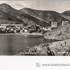Postales: PORT BOU-TARJETA POSTAL DE PORT BOU VISTA DESDE EL MAR.Nº1.-MARTINECH.. Lote 4879996