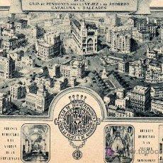 Postales: BARCELONA-PUBLICITARIA. Lote 13390969