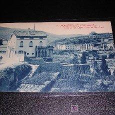 Postales: 6 - MONISTROL DE MONTSERRAT, CASA DE SR. COMA I BARRI DE STA. ANNA. Lote 5009887