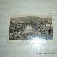 Postales: BARCELONA EXPOSICION INTERNACIONAL 1929. Lote 8393580