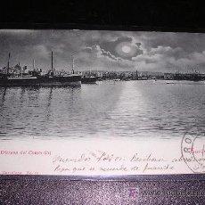 Postales: BARCELONA PUERTO DARSENA DEL COMERCIO.-. Lote 5186165