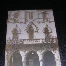 Postales: B.C.365, TARRASA , CASA CONSISTORIAL, FOTOGRAFICA. Lote 7485295