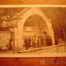 Postales: POSTAL DE SANT HILARI SACALM -9 FONT PICANT Nº1 SANT JOSEP. Lote 17206038