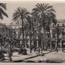 Postales: BARCELONA - PLAZA FRANCESC MACIA. ZERKOWITZ.-. Lote 16437364