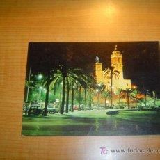 Postales: POSTAL COSTA DORADA SITGES CIRCULADA. Lote 5845675