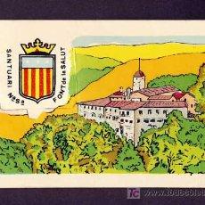 Postales: POSTAL DE SANT FELIU DE PALLEROLS (GIRONA): DESPLEGABLE 6 VISTES (VEURE FOTO ADICIONAL). Lote 5863533