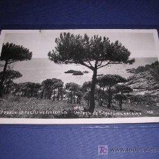 Postales: ST. FELIU DE GUIXOLS, Nº10, VOLTANTS DE S'AGARO, ELS SECAINS, MR. Lote 5875932