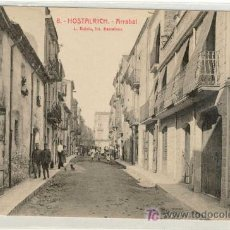 Postales: (PS-2091)POSTAL HOSTALRICH-ARRABAL. Lote 5901797