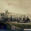 Postales: BARCELONA. AÑO 1870. PLAZA DE PALACIO. . Lote 5924992