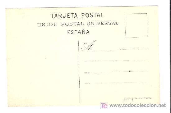Postales: TARJETA POSTAL DE BARCELONA. Nº 21. CATEDRAL : ABSIDE Y CAMPANARIOS. SAMSOT Y MISSE Hs BARNA. - Foto 2 - 6028122