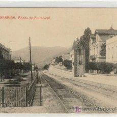Postales: (PS-2654)POSTAL DE LA GARRIGA-RONDA DEL FERROCARRIL. Lote 6075268