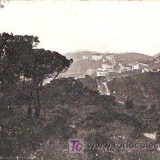 Postales: BARCELONA. TIBIDABO. VISTA DE VALLVIDRERA.. Lote 6197254