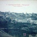 Postales: POSTAL DE SANT CUGAT DEL VALLÉS.-VISTA GENERAL. Lote 14100898