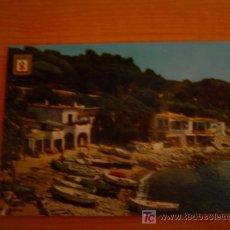 Postales: POSTAL PALAMOS COSTA BRAVA CALA S´ALGUER . Lote 6361440