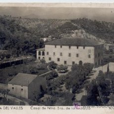 Postales: L'AMETLLA DEL VALLÈS. Lote 25059143