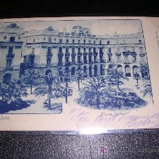 Postales: BARCELONA, PLAZA REAL. Lote 6438414