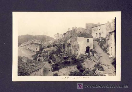 FOTO DE TOSSA DE MAR (GIRONA): LA VILA VELLA EL 1926 (Postales - España - Cataluña Antigua (hasta 1939))