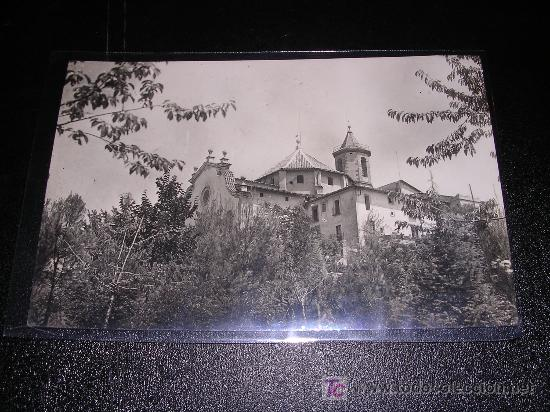 LA GLEVA, JARDIN Y SANTUARIO DE NTRA. SRA. DE LA GLEVA (Postales - España - Cataluña Antigua (hasta 1939))