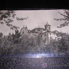 Postales: LA GLEVA, JARDIN Y SANTUARIO DE NTRA. SRA. DE LA GLEVA. Lote 6453933