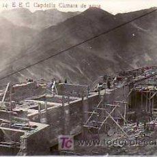 Postales: POSTAL DE CAPDELLA FOTOGRAFICA Nº14, CAMARA DE AGUA. Lote 6491025