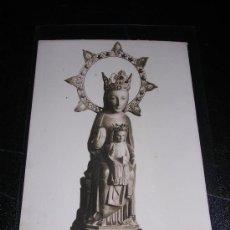 Postales: NTRA. SRA. DE LA GLEVA. Lote 6610647