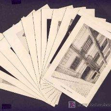 Postales: 12 POSTALS DE SABADELL (BARCELONA): COL.COMPLETA DE 12 POSTALS DEL MUSEU (VEURE FOTOS ADICIONALS). Lote 6786306