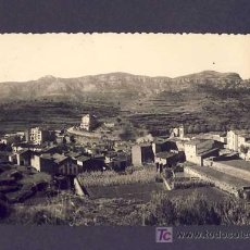 Postales: POSTAL DE SANT LLORENÇ SAVALL (BARCELONA): VISTA PANORÀMICA, AL FONS EL MONTCAU (EXCL.OLIVÉ NUM.18). Lote 6786860
