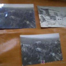 Postales: BERGA LOTE 3 POSTALES. Lote 6818923