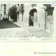 Postales: (PS-3932)POSTAL DE PRATDIP-CARRER CALVO SOTELO. Lote 6901860
