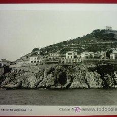 Postales: SAGUIXOLS - CHALETS SAN TELM Nº 6N FELIU DE . Lote 24734819