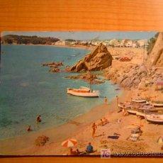 Postales: POSTAL COSTA BRAVA LLORET DE MAR LA CALETA. Lote 7044723
