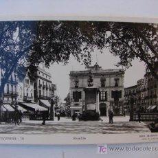 Postales: POSTAL : FIGUERAS 18 - RAMBLA - EDIT. MASDEVALL - FOTO F. GUILERA. Lote 13433173