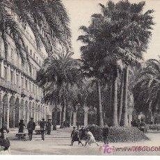 Postales: BARCELONA.PLAZA REAL. CIRCULADA 1916 - VER FOTO ADICIONAL.MAS COLECCIONISMO EN RASTRILLOPORTOBELLO. Lote 24798407