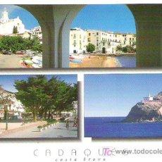 Postales: COSTA BRAVA CADAQUES *****INTERNACIONAL+++CIRCUALDA. Lote 7247732